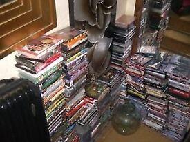 OVER 200 DVDS / MOVIES * THAT'S LESS THAN 15p EACH DVD * CLACTON - CO15 6AJ
