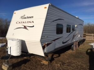 2010 Coachmen Catalina 26BH Travel Trailer for Sale