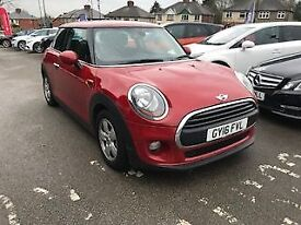MINI HATCH ONE 1.2 ONE 3dr ** Pepper Pack ** (red) 2016