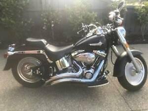 2003 Harley Davidson Fat Boy 100th Anniversary (FLSTFANV)