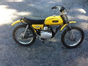 1972 Yamaha Mini Enduro