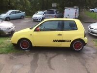 VW Lupo,w reg very reliable , low insurance group