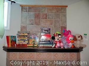 Childrens Books M VHS Tapes And Toys A