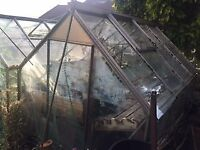 Metal Frame Greenhouse