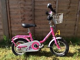Puky Z2 'Lovely Pink' Bicycles x 2 (£30.00 each bicycle)