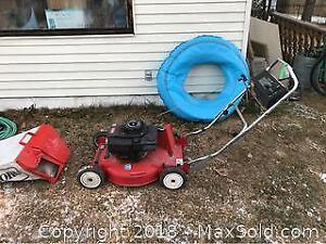 Toro Push Lawnmower A