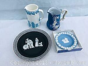 Vintage Wedgwood and More