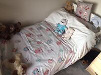 John Lewis Toddler Bed in excellent condition (Only used by visiting grandchild)