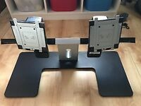 "Genuine Dell MDS14 24"" Dual Monitor Stand CN-OHXDWO"