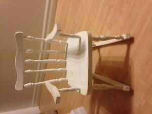 wooden rocking chair for children