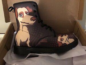 unisex boots size 5