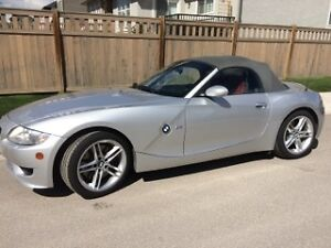 2006 BMW M Roadster Convertible - like new