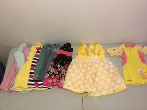 Girl clothing 12-18 months