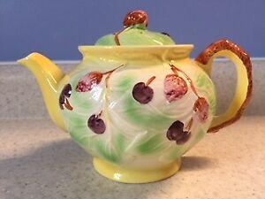 Avon Ware Vintage Tea Pot, Cream & Sugar Set