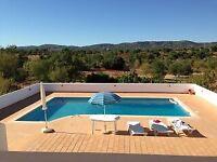 Algarve - Villa with Private Swimming Pool
