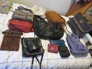 Leather Purses And More A