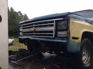 1973 -1987 Chev- gmc project trucks