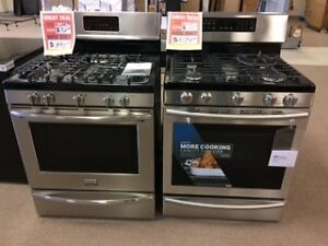 CLEARANCE Gas ranges at Sears in Brandon