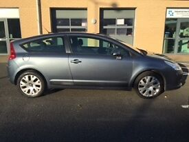 Citroen C4 Coupe 1.6 VTR+ Diesel 6 Speed Automatic