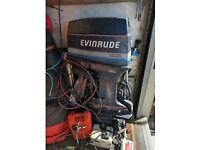 1990 Evinrude 60 VRO