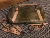 Hand bag with various strap lengths