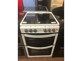 55CM WHITE NEWWORLD ELECTRIC COOKER