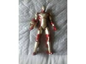 Large Light, Sound Moveable Iron Man
