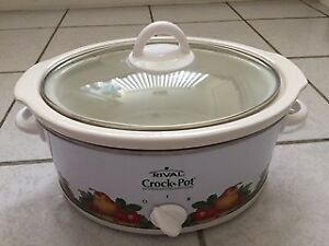 The Rival Crock-Pot The original and  #1 brand of slow cooker