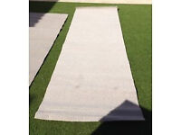 """Biscuit colour length of carpet 57"""" X 140"""""""