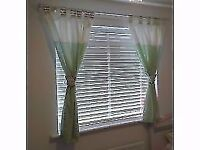 Nuteral Nursery curtains including Owl tie backs