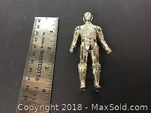 Original Star Wars 1977 C3PO figure by Kenner