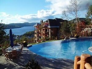 Equinoxe Luxury condo - Sleeps 5 - Mont Tremblant