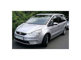 ford galaxy mk3 2.0 diesel auto and manual powershift paint code 66 silver breaking for spares