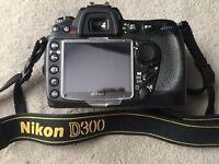 Nikon D300 DSLR DX