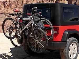 Thule Spare Tire Bike Rack 963 XTR Jeep Wrangler / Liberty MOPAR TSPRO963