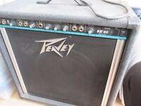 60 Watt Peavey Amp