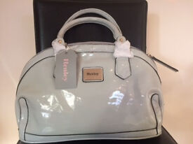 "Brand new with tags Henley""Melissa"" DoveGrey Handbag"