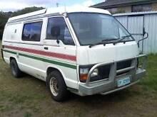 1986 Toyota Hiace Pop-Top Campervan Hobart CBD Hobart City Preview