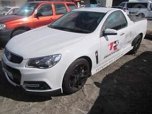 wreckin 2014 Holden Commodore VF Ute SSV Utility Utility For ... Campbellfield Hume Area Preview