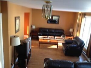 Fully furnished home for rent asap!