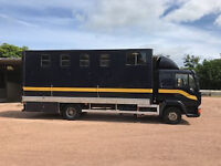 MAN 7500tonne Horse Lorry for sale