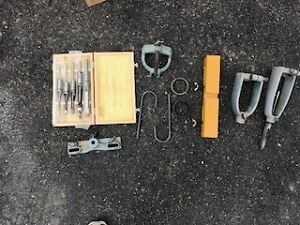 Mortising Attachments and bits.