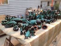 BMP (Blue Mountain Pottery) & Crystal Sale Plus So Much More!!