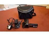 Sony HDRCX115EB High Definition Handycam Camcorder - Black