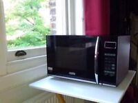 Microwave Combination Convection Oven/Grill - Delonghi 28 Litre
