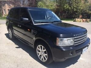 2007 Range Rover Sport HSE/$9,900/SAFETY TO BE ORDERED W/DEPOSIT