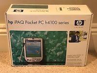 HP ipaq Pocket PC h4100