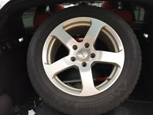 Winter Tires 18 Inch Brand New