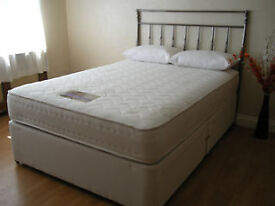 THE BUCKINGHAM 2000 MEMORY AND POCKET MATTRESS