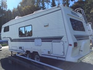 Travel Air 5th Wheel Campbell River Comox Valley Area image 3